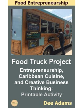Entrepreneurship, Caribbean Cuisine, and Critical Thinking: Printable Activity
