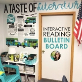 Food Truck Wall: Interactive Bulletin Board for Independen