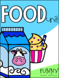 Food Unit - (Flashcards + Learning Stations)