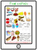 Food Unit for Preschool ELL