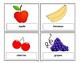 Food Vocabulary Cards