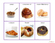 Food Vocabulary Cards: Photo