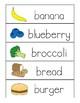 Food Vocabulary - Flipbook