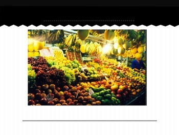 Food Vocabulary (Pages 138-139) PowerPoint