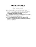 Food Wars - Culinary Arts Edition