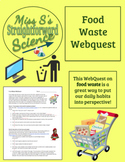Food Waste WebQuest