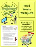 Food Waste WebQuest