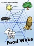 Food Web Activities