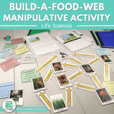 Food Web Activity and Reading Passage