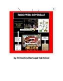 Food Web: Creative 2 day lesson plan