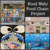 Food Web Food Chain Project