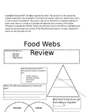 Food Web Review