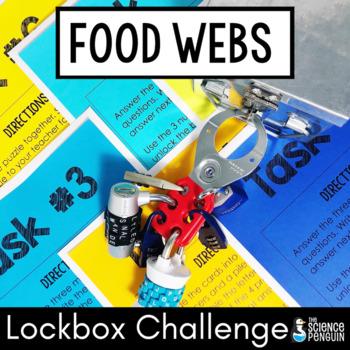 Food Webs Lockbox