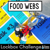 Food Webs Lockbox