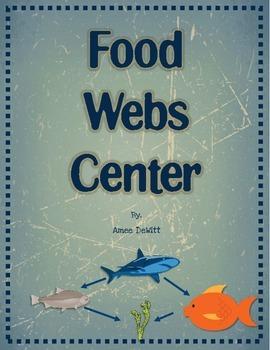 Food Webs (science center)