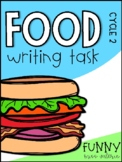 Food - Writing task