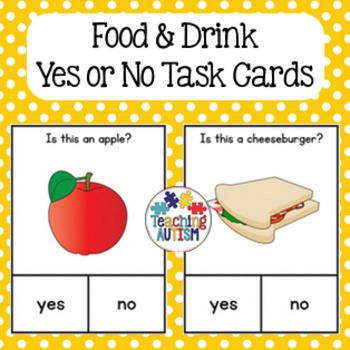 Food Yes / No Questions