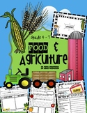 Food and Agriculture Study {Sustainable Farming Ranching Fishing}