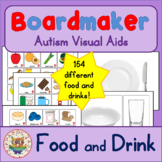 Food and Drink Pack - Boardmaker Visual Aids for Autism SPED