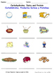 Food and Drink in Spanish Worksheets