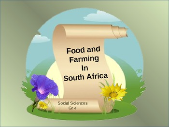 Food and Farming in South Africa
