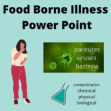 Food Safety Food Borne Pathogens Power Point