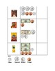 Food and Money Worksheets