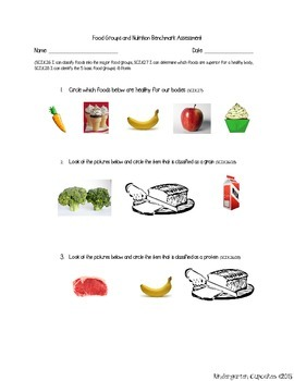 Food and Nutrition Assessment