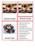 Food and Nutrition Bundle - Montessori Inspired Printables