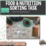 Food and Nutrition- No - Prep Printable!