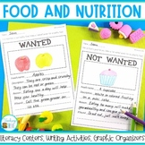 Food and Nutrition Literacy Centers