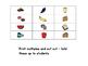 Food - bingo/memory/go fish