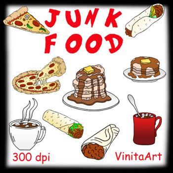 Food bundle Clip Art