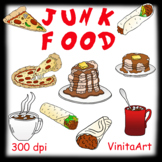 Food bundle Clip Art
