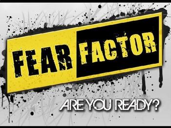 Food - fear factor