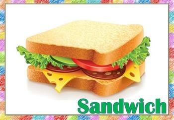 Food (flashcards)