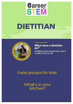 Food groups for kids - what's in your kitchen?