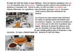 Food in Spain Resource Bundle (Spanish)