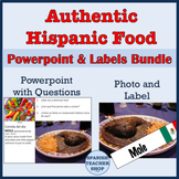 Food of the Day and Labels Bundle
