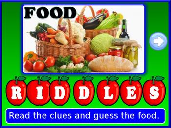 Food riddles