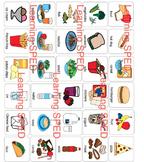 Food symbols boardmaker symbols 30 food items nutrition