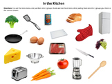 Food vs. Non-Food Items