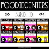 Foodie Center Tub Bundle