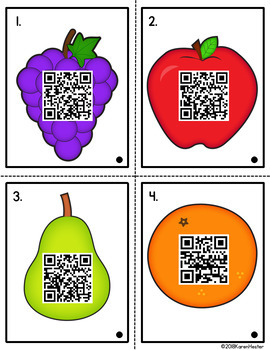 Fractions: Foodie-Fruity Fraction Fun!