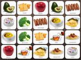 Foods 1- Computer Memory Game