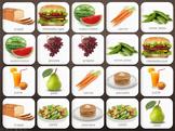 Foods 3- Computer Memory Game
