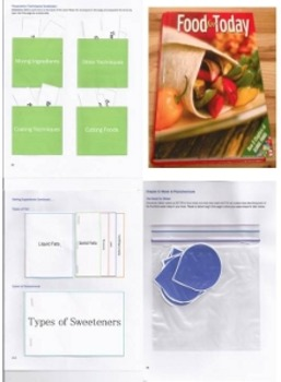 Foods Interactive Notebook