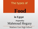Foods in Egypt and the Arab world