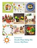 Nutrition Health Lesson: MyPlate