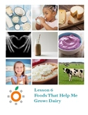 Nutrition Health Lesson: Dairy